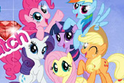game My Little Pony Jewel Match
