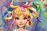 game Pixie Hollow Real Haircuts