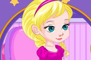 game Potty Train Baby Elsa
