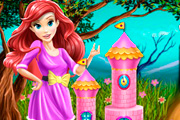 game Princess Castle Cake Cooking