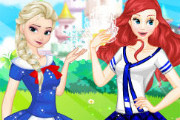 game Princess College Girls