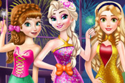 game Princess New Year Ball