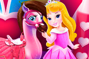 game Princess Pony Caring