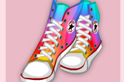game Princess Sneakers