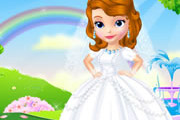 game Princess Sofia Fairytale Wedding