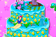 game Princess Spring Cake