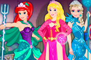 game Princess Superteam