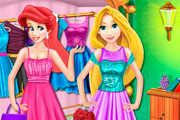 game Princesses Shopping Day