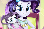 game Rarity`s baby birth