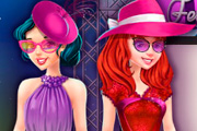 game Red Riding and Snow White Hollywood Divas