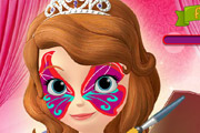 game Sofia Face Painting