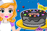 game Sofia New Year Special Cake