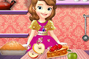 game Sofia The First Summer Pie