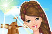 game Spring Hairstyles Makeup