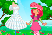 game Strawberry Spring Dress