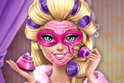 game Super Barbie Makeover