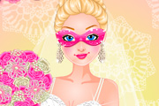 game Super Barbie Wedding Day2