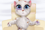 game Talking Angela Accident