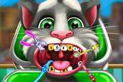 game Talking Tom Dentist Appointment