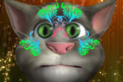 game Talking Tom Face Painting