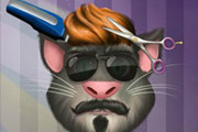 game Talking Tom Hair Salon