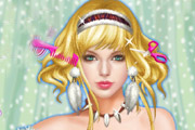 game Taylor Swift Fantasy Hairstyle