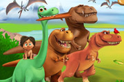 game The Good Dinosaur Journey Home