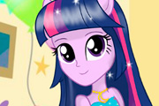 game Twilight Sparkle Fashion Day