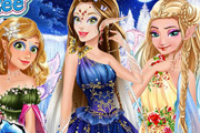 game Winter Fairies Princesses